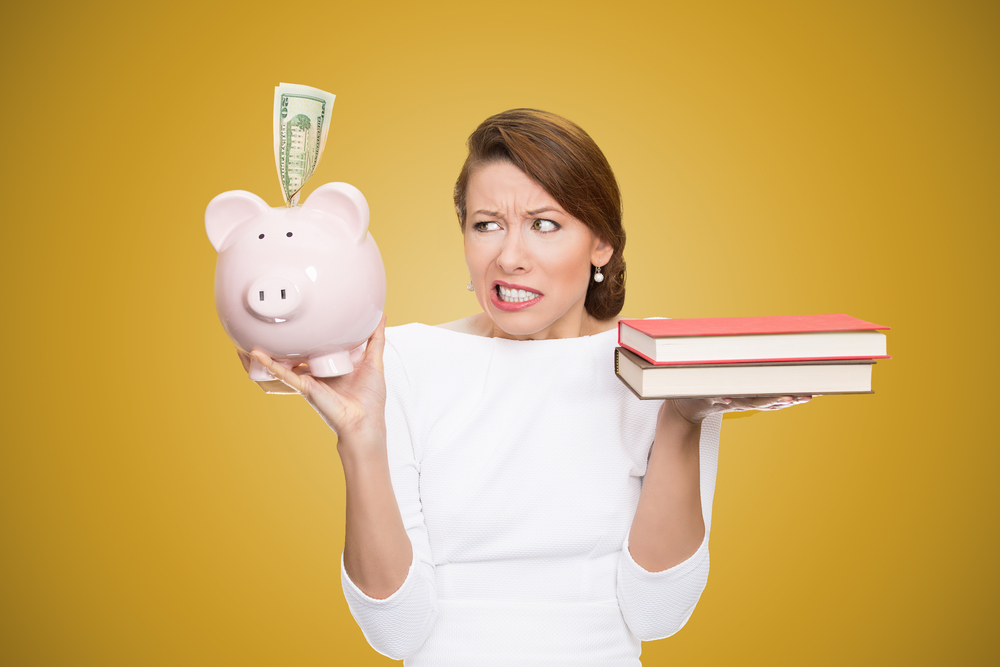 Paying for College: The Parent PLUS Loan | Image source: Shutterstock.com / Photographer: PathDoc