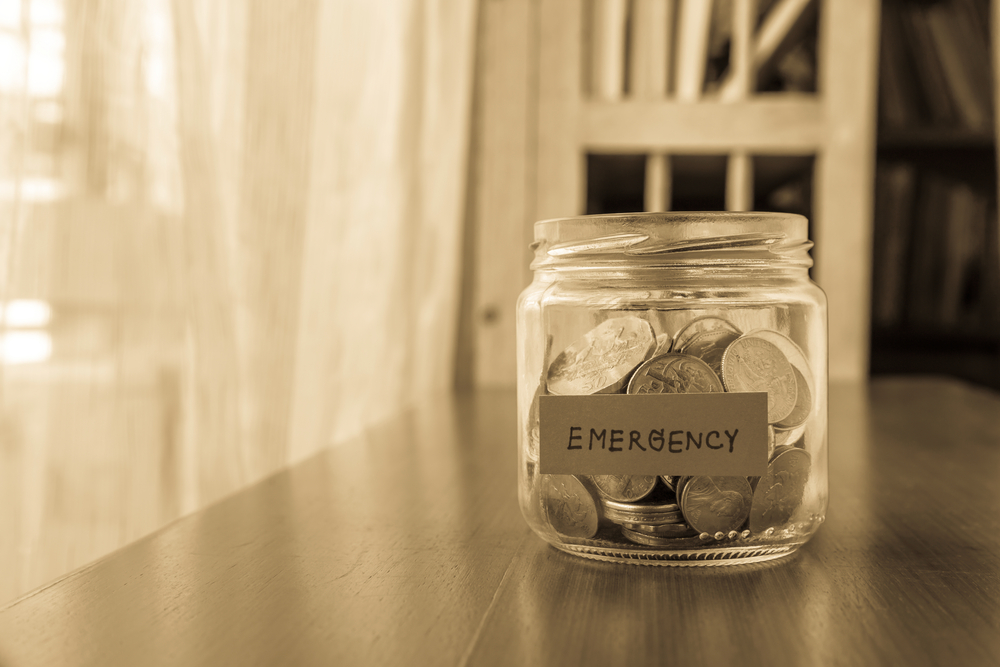 How to Start an Emergency Fund | Image source: Shutterstock.com / Photographer: vinnstock