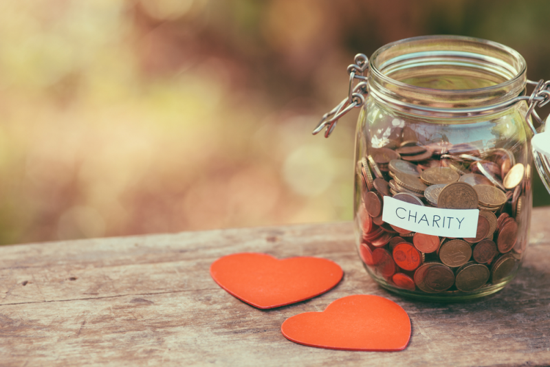Free Ways to Give to Charity | Image source: Shutterstock.com / Photographer: Lemon Tree Images