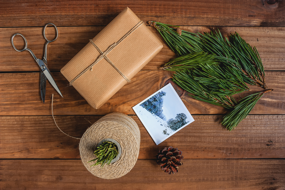 DIY Holiday Gift Ideas | Image source: Shutterstock.com / Photographer: Carmen Murillo