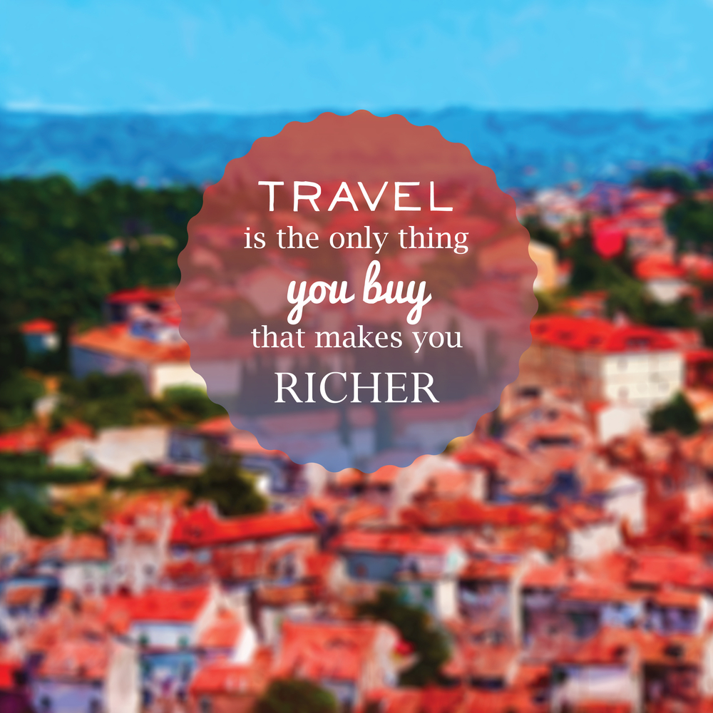Money-Saving Travel Tips | Image source: Shutterstock.com / Artist: Danielle Bergman