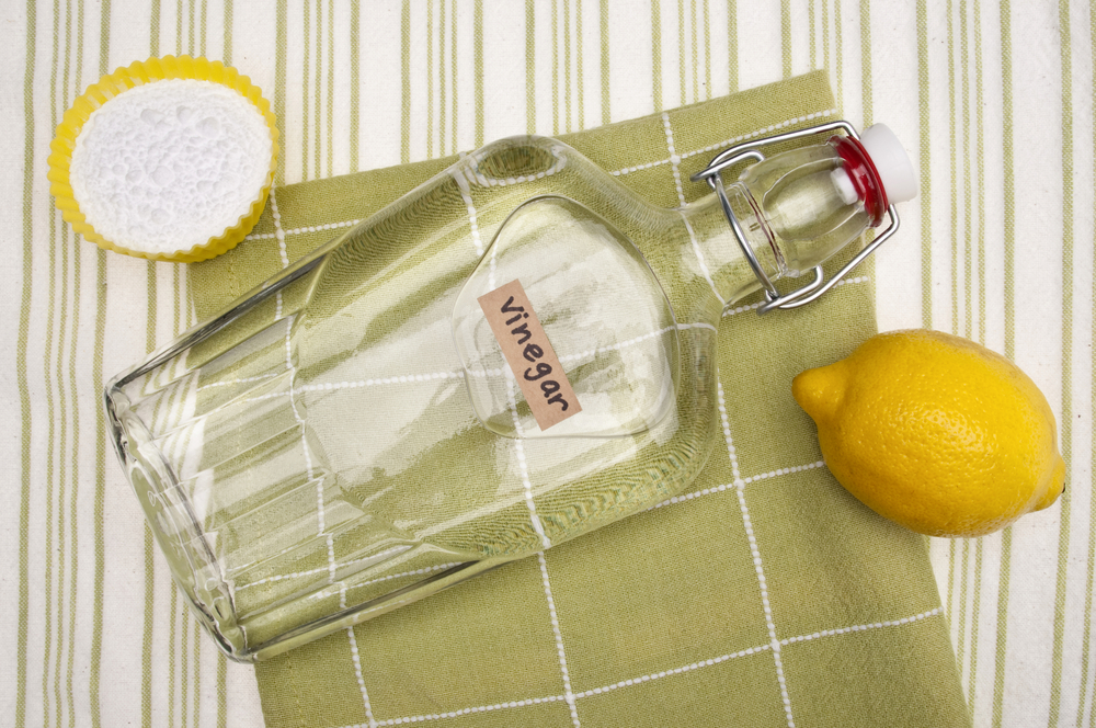 Uses for White Vinegar | Image source: Shutterstock.com / Photographer: Brooke Becker